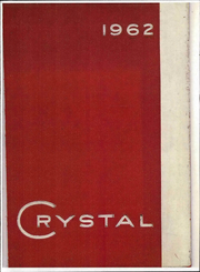 1962 Edition, Clay High School - Crystal Yearbook (Oregon, OH)
