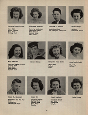 Page 10, 1946 Edition, Linden McKinley High School - Panther Yearbook (Columbus, OH) online yearbook collection