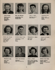 Page 11, 1946 Edition, Linden McKinley High School - Panther Yearbook (Columbus, OH) online yearbook collection