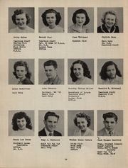 Page 12, 1946 Edition, Linden McKinley High School - Panther Yearbook (Columbus, OH) online yearbook collection