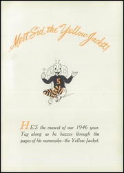Page 5, 1946 Edition, Sidney High School - Yellow Jacket Yearbook (Sidney, OH) online yearbook collection