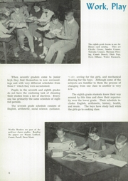 Page 10, 1956 Edition, Sidney High School - Yellow Jacket Yearbook (Sidney, OH) online yearbook collection
