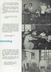 Page 13, 1956 Edition, Sidney High School - Yellow Jacket Yearbook (Sidney, OH) online yearbook collection