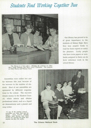Page 16, 1956 Edition, Sidney High School - Yellow Jacket Yearbook (Sidney, OH) online yearbook collection