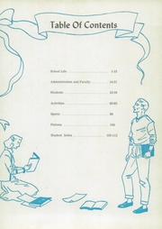 Page 7, 1956 Edition, Sidney High School - Yellow Jacket Yearbook (Sidney, OH) online yearbook collection