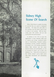 Page 9, 1956 Edition, Sidney High School - Yellow Jacket Yearbook (Sidney, OH) online yearbook collection