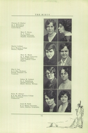 Page 13, 1930 Edition, Miamisburg High School - Mirus Yearbook (Miamisburg, OH) online yearbook collection