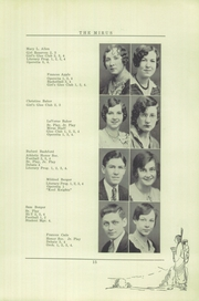 Page 17, 1930 Edition, Miamisburg High School - Mirus Yearbook (Miamisburg, OH) online yearbook collection