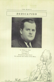 Page 9, 1930 Edition, Miamisburg High School - Mirus Yearbook (Miamisburg, OH) online yearbook collection
