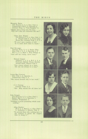 Page 15, 1931 Edition, Miamisburg High School - Mirus Yearbook (Miamisburg, OH) online yearbook collection
