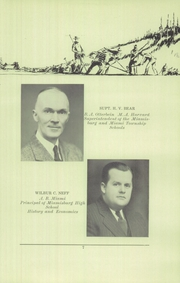 Page 9, 1931 Edition, Miamisburg High School - Mirus Yearbook (Miamisburg, OH) online yearbook collection