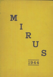 1944 Edition, Miamisburg High School - Mirus Yearbook (Miamisburg, OH)
