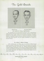 Page 11, 1946 Edition, Miamisburg High School - Mirus Yearbook (Miamisburg, OH) online yearbook collection