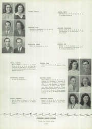 Page 16, 1946 Edition, Miamisburg High School - Mirus Yearbook (Miamisburg, OH) online yearbook collection