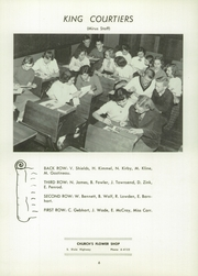 Page 10, 1953 Edition, Miamisburg High School - Mirus Yearbook (Miamisburg, OH) online yearbook collection