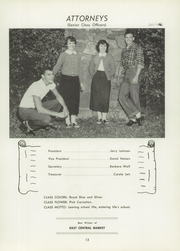 Page 17, 1953 Edition, Miamisburg High School - Mirus Yearbook (Miamisburg, OH) online yearbook collection