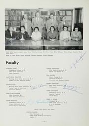 Page 14, 1954 Edition, Miamisburg High School - Mirus Yearbook (Miamisburg, OH) online yearbook collection