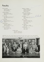 Page 15, 1954 Edition, Miamisburg High School - Mirus Yearbook (Miamisburg, OH) online yearbook collection