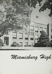 Page 6, 1954 Edition, Miamisburg High School - Mirus Yearbook (Miamisburg, OH) online yearbook collection