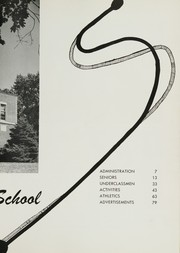 Page 7, 1954 Edition, Miamisburg High School - Mirus Yearbook (Miamisburg, OH) online yearbook collection