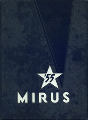 1955 Edition, Miamisburg High School - Mirus Yearbook (Miamisburg, OH)