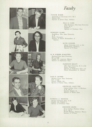 Page 10, 1956 Edition, Miamisburg High School - Mirus Yearbook (Miamisburg, OH) online yearbook collection