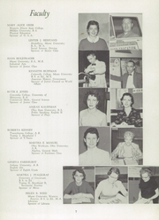 Page 11, 1956 Edition, Miamisburg High School - Mirus Yearbook (Miamisburg, OH) online yearbook collection