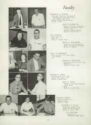 Page 12, 1956 Edition, Miamisburg High School - Mirus Yearbook (Miamisburg, OH) online yearbook collection