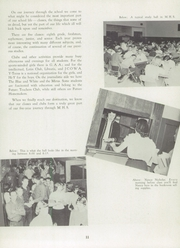 Page 15, 1956 Edition, Miamisburg High School - Mirus Yearbook (Miamisburg, OH) online yearbook collection