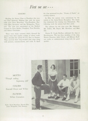 Page 17, 1956 Edition, Miamisburg High School - Mirus Yearbook (Miamisburg, OH) online yearbook collection