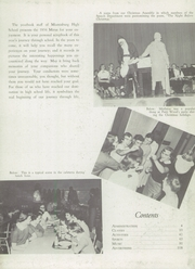 Page 7, 1956 Edition, Miamisburg High School - Mirus Yearbook (Miamisburg, OH) online yearbook collection