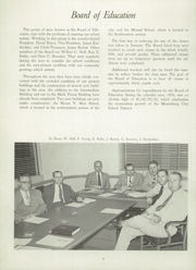 Page 8, 1956 Edition, Miamisburg High School - Mirus Yearbook (Miamisburg, OH) online yearbook collection