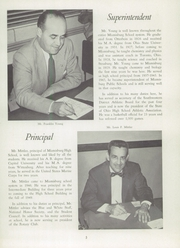 Page 9, 1956 Edition, Miamisburg High School - Mirus Yearbook (Miamisburg, OH) online yearbook collection