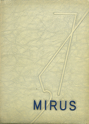 1957 Edition, Miamisburg High School - Mirus Yearbook (Miamisburg, OH)