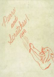 1948 Edition, Franklin High School - Purrs and Scratches Yearbook (Franklin, OH)