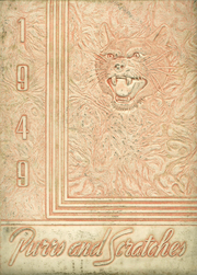 1949 Edition, Franklin High School - Purrs and Scratches Yearbook (Franklin, OH)