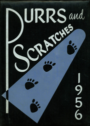 1956 Edition, Franklin High School - Purrs and Scratches Yearbook (Franklin, OH)
