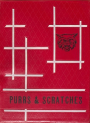 1959 Edition, Franklin High School - Purrs and Scratches Yearbook (Franklin, OH)