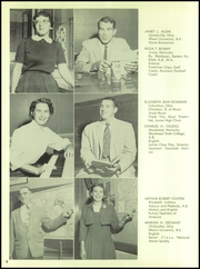 Page 12, 1959 Edition, Franklin High School - Purrs and Scratches Yearbook (Franklin, OH) online yearbook collection
