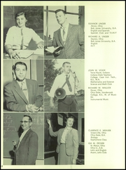 Page 16, 1959 Edition, Franklin High School - Purrs and Scratches Yearbook (Franklin, OH) online yearbook collection