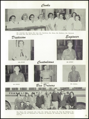 Page 17, 1959 Edition, Franklin High School - Purrs and Scratches Yearbook (Franklin, OH) online yearbook collection