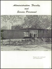 Page 9, 1959 Edition, Franklin High School - Purrs and Scratches Yearbook (Franklin, OH) online yearbook collection