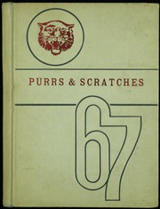 1967 Edition, Franklin High School - Purrs and Scratches Yearbook (Franklin, OH)