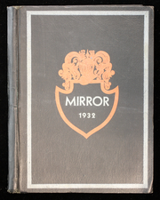 1932 Edition, Geneva High School - Aquila Yearbook (Geneva, OH)