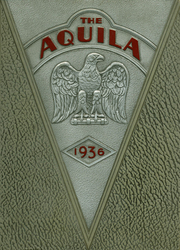 1936 Edition, Geneva High School - Aquila Yearbook (Geneva, OH)