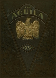 1938 Edition, Geneva High School - Aquila Yearbook (Geneva, OH)