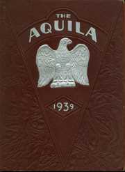 1939 Edition, Geneva High School - Aquila Yearbook (Geneva, OH)