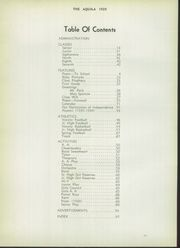 Page 10, 1939 Edition, Geneva High School - Aquila Yearbook (Geneva, OH) online yearbook collection