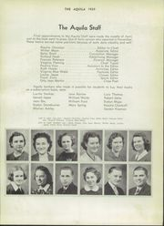 Page 7, 1939 Edition, Geneva High School - Aquila Yearbook (Geneva, OH) online yearbook collection