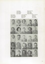 Page 15, 1945 Edition, Geneva High School - Aquila Yearbook (Geneva, OH) online yearbook collection